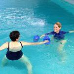 Personal Training im Wasser