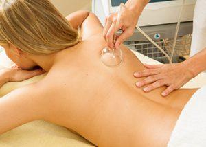 Pneumatron - Rückenbehandlung